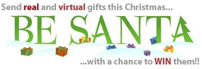 Be Santa Logo