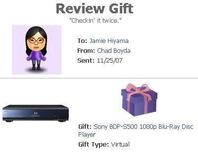 Be Santa Gift