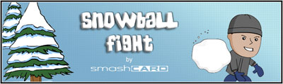 Snowball Fight Logo
