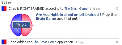 The Brain Game Results