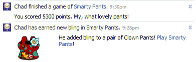 Smarty Pants Mini-Feed